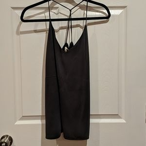 Strappy simple tank